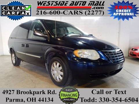 2005 Chrysler Town and Country for sale at Westside Auto Mall in Parma OH