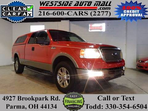 2005 Ford F-150 for sale at Westside Auto Mall in Parma OH