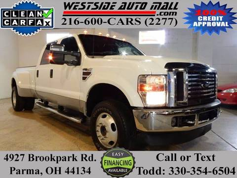 2008 Ford F-350 Super Duty for sale at Westside Auto Mall in Parma OH