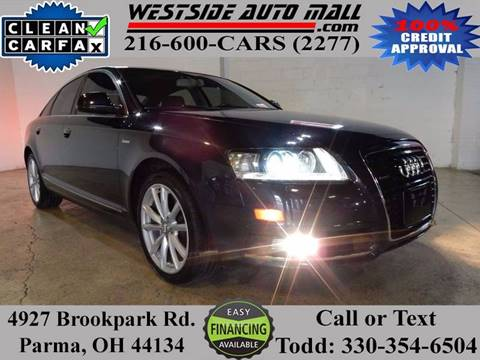 2010 Audi A6 for sale at Westside Auto Mall in Parma OH