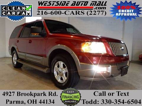 2004 Ford Expedition for sale at Westside Auto Mall in Parma OH