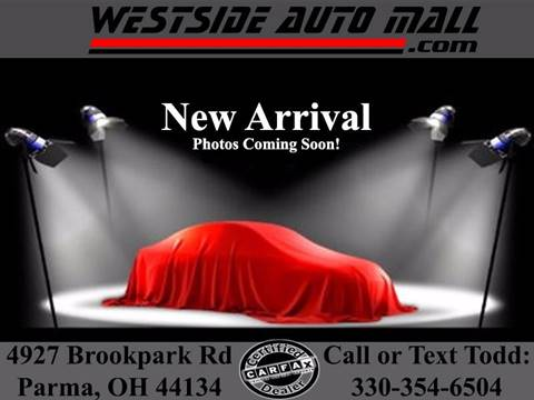 2011 Mazda MAZDA3 for sale at Westside Auto Mall in Parma OH
