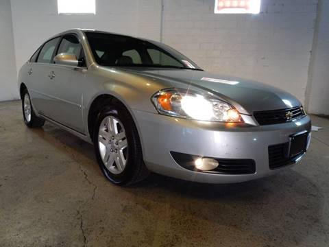 2006 Chevrolet Impala for sale at Westside Auto Mall in Parma OH