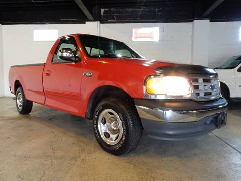 2000 Ford F-150 for sale at Westside Auto Mall in Parma OH