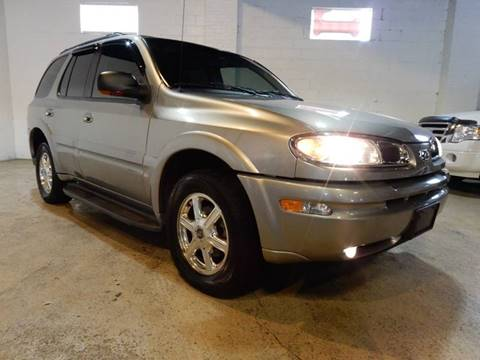 2003 Oldsmobile Bravada for sale at Westside Auto Mall in Parma OH