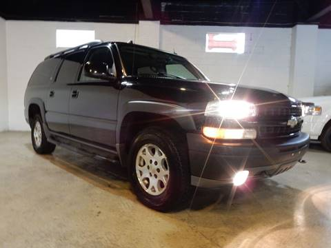 2005 Chevrolet Suburban for sale at Westside Auto Mall in Parma OH