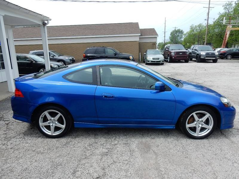 Acura RSX Type S Dr Hatchback For Sale At Lorain Auto Credit - 2006 acura rsx type s for sale