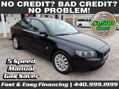 2005 Volvo S40 for sale in Lorain, OH