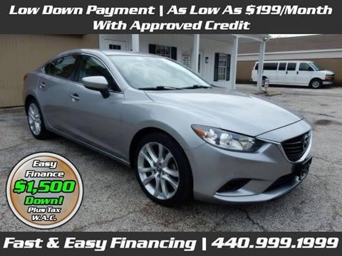 2014 Mazda 6 For Sale >> Used 2014 Mazda Mazda6 For Sale In Ohio Carsforsale Com