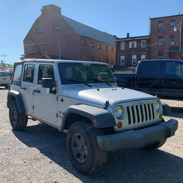 2009 Jeep Wrangler Unlimited for sale in Lorain, OH