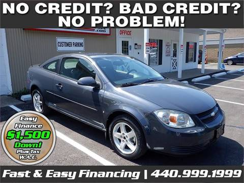2009 Chevrolet Cobalt for sale in Lorain, OH