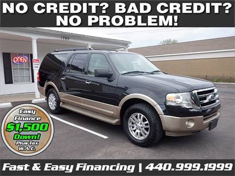 2013 Ford Expedition EL for sale in Lorain, OH