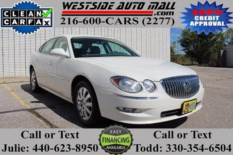 2008 Buick LaCrosse for sale at Westside Auto Mall in Parma OH