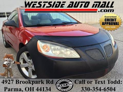 2006 Pontiac G6 for sale at Westside Auto Mall in Parma OH