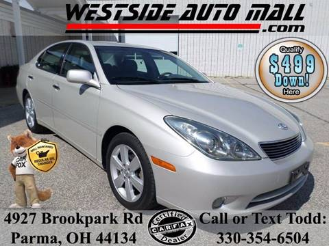 2005 Lexus ES 330 for sale at Westside Auto Mall in Parma OH