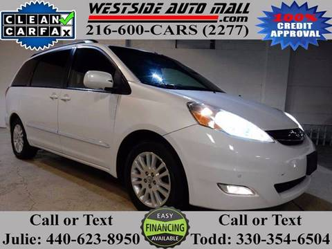 2007 Toyota Sienna for sale at Westside Auto Mall in Parma OH