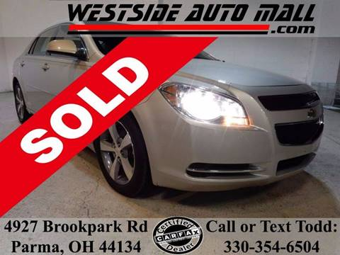 2009 Chevrolet Malibu for sale at Westside Auto Mall in Parma OH
