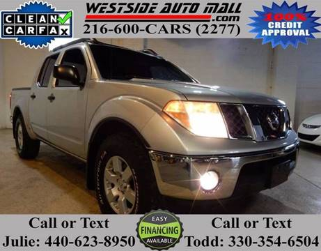 2005 Nissan Frontier for sale at Westside Auto Mall in Parma OH