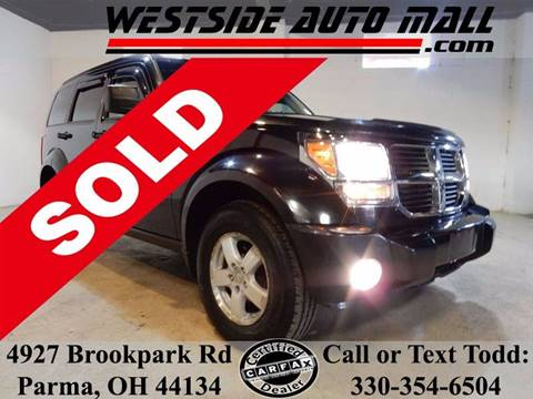 2009 Dodge Nitro for sale at Westside Auto Mall in Parma OH