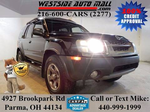 2004 Nissan Xterra for sale at Westside Auto Mall in Parma OH