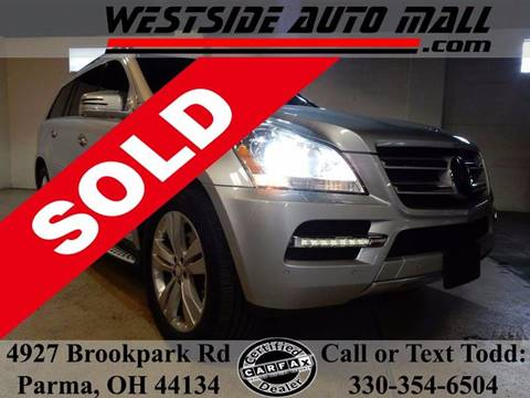 2011 Mercedes-Benz GL-Class for sale at Westside Auto Mall in Parma OH