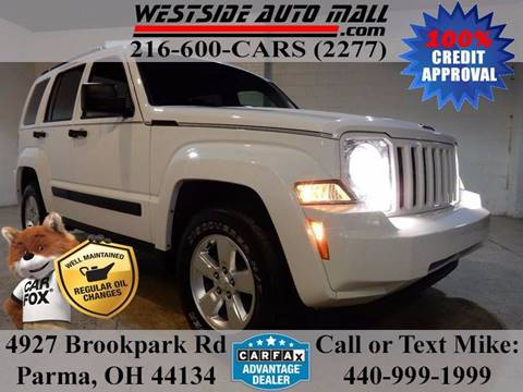 2012 Jeep Liberty for sale at Westside Auto Mall in Parma OH