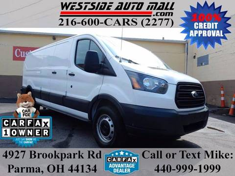 2016 Ford Transit Cargo for sale at Westside Auto Mall in Parma OH