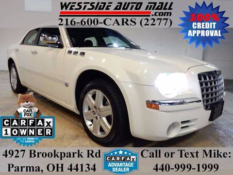 2005 Chrysler 300 for sale at Westside Auto Mall in Parma OH