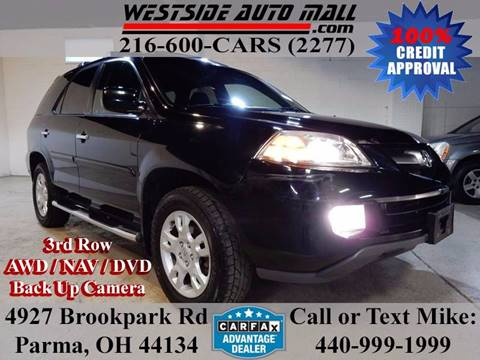 2006 Acura MDX for sale at Westside Auto Mall in Parma OH