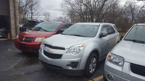 2013 Chevrolet Equinox for sale in Franklin, IN