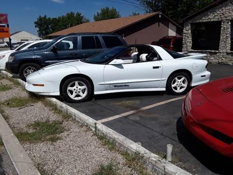 1994 Pontiac Firebird for sale in Franklin, IN