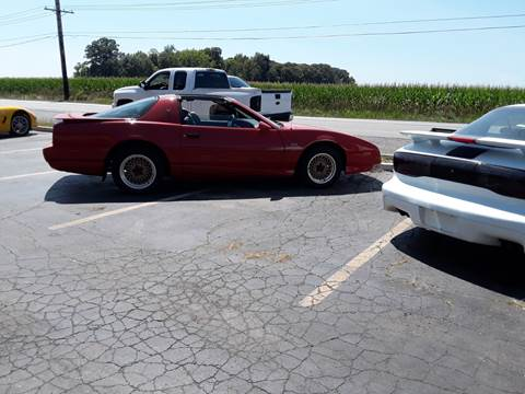 1991 Pontiac Firebird for sale in Franklin, IN