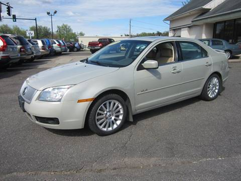 2008 Mercury Milan for sale in Springfield, MA