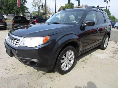 2011 Subaru Forester for sale in Springfield, MA