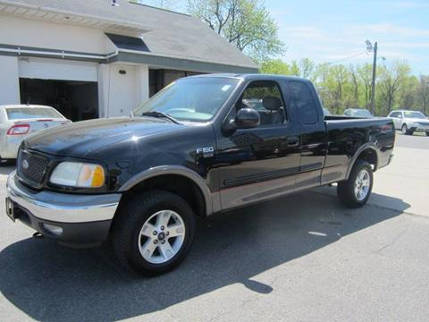 2003 Ford F-150 for sale in Springfield, MA