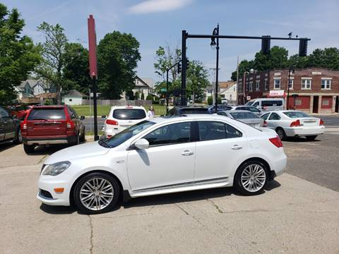 2011 Suzuki Kizashi for sale in Springfield, MA