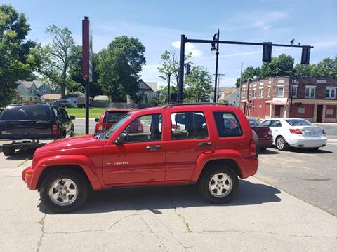 2003 Jeep Liberty for sale in Springfield, MA