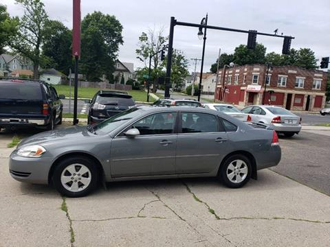 2008 Chevrolet Impala for sale in Springfield, MA