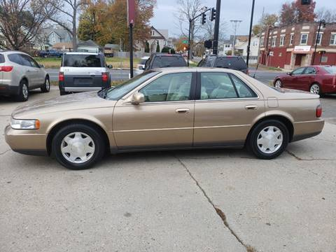 1999 Cadillac Seville for sale in Springfield, MA