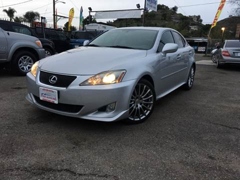 2006 Lexus IS 350 for sale in El Cajon, CA