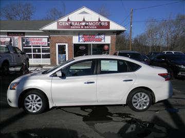 2013 Nissan Sentra for sale in Southborough, MA