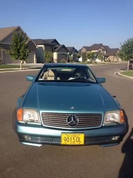 1993 Mercedes-Benz 500-Class for sale at Williwaw Motors in Wasilla AK