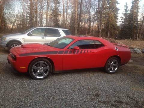 2010 Dodge Challenger for sale at Williwaw Motors in Wasilla AK