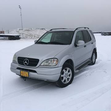 1999 Mercedes-Benz M-Class for sale at Williwaw Motors in Wasilla AK