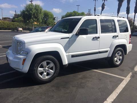 2011 Jeep Liberty for sale in Van Nuys, CA