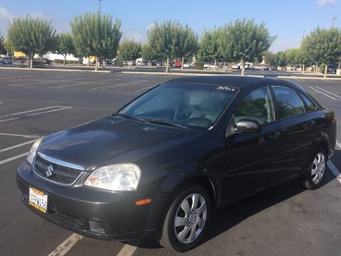 2008 Suzuki Forenza for sale in Van Nuys, CA