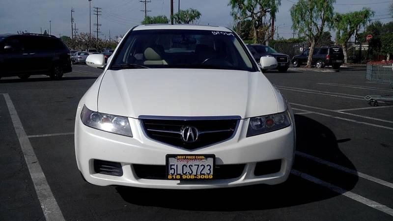 Acura TSX In Van Nuys CA Best Price Cars - Acura dealer van nuys