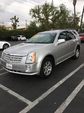 2008 Cadillac SRX for sale in Van Nuys, CA
