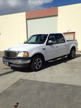 2002 Ford F-150 for sale in Van Nuys, CA