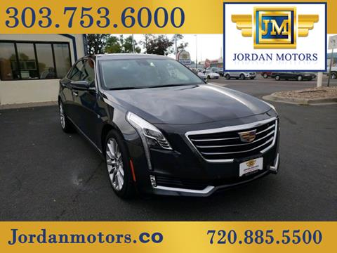 2016 Cadillac CT6 for sale in Aurora, CO